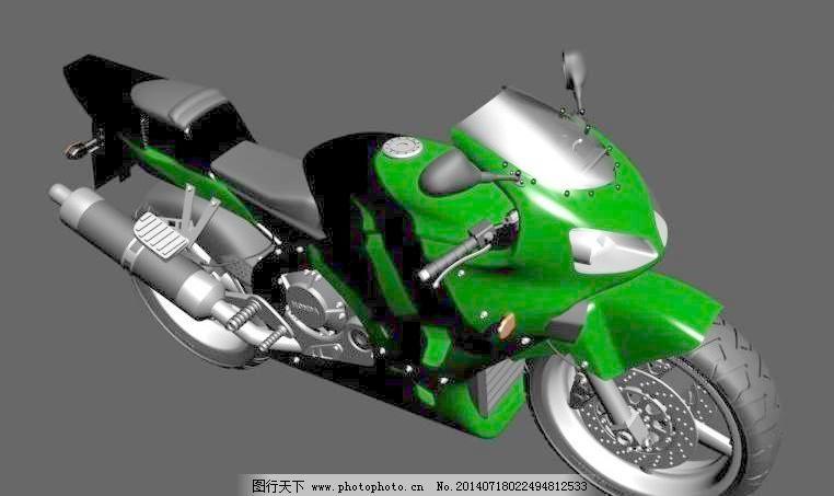 本田摩托车honda cbr(带贴图)