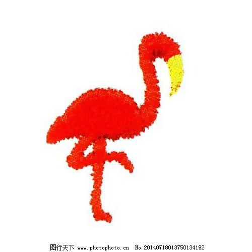 绣花免费下载 白鹤 丹顶鹤 服装图案 免费下载 仙鹤 绣花 绣花 丹顶鹤