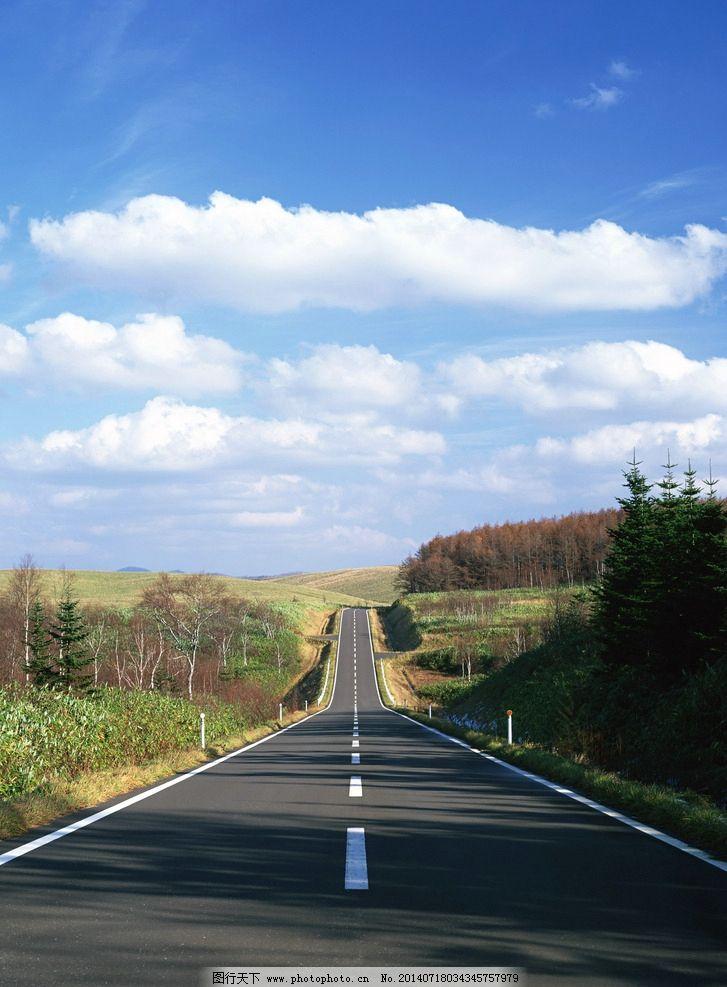 道路风景 自然风景 路旁 其他 旅游摄影