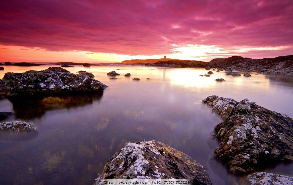 冰岛风景图片