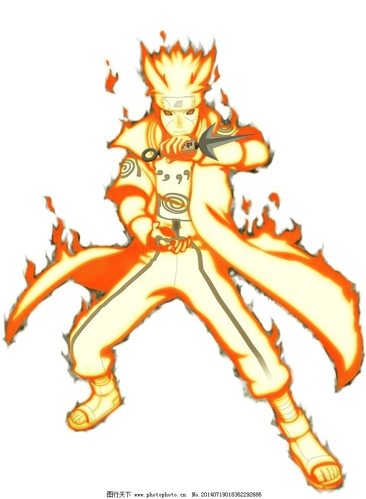 火影忍者 忍者 boss 九尾模式