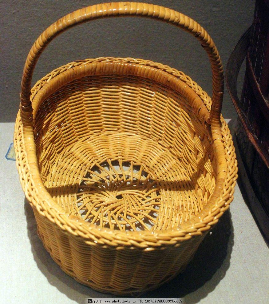 手工编织品 竹编 手工 篮子 工艺品 竹编之乡 传统文化 文化艺术 摄影