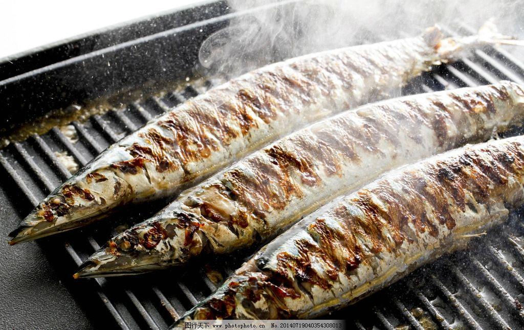 烤鱼 烤肉 烤美食 靠鱼肉 鱼肉美食 西餐 生菜 蔬菜 大餐 可口