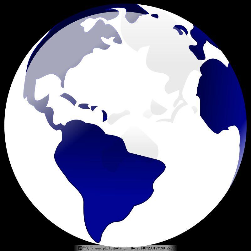 蓝色的地球