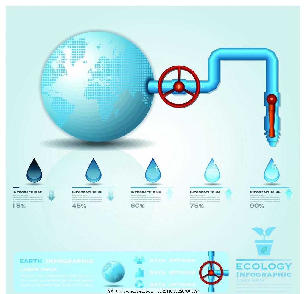 生态信息图表图片_设计案例_广告设计_图行天下图库图片