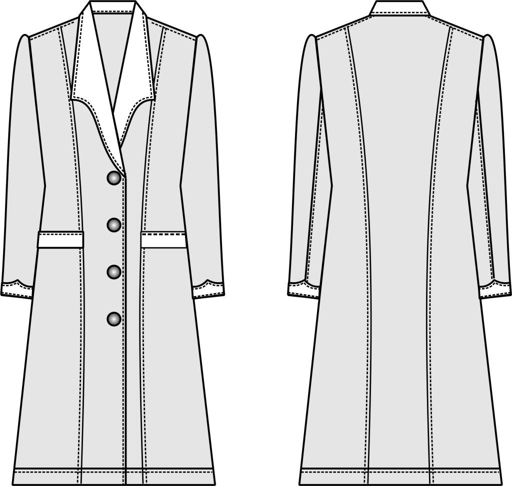 时装 服装设计