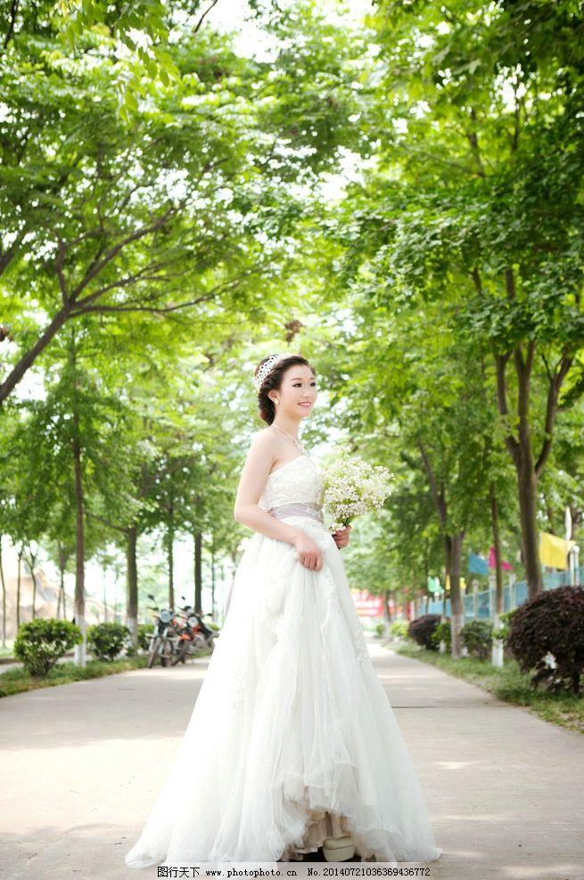 婚纱照 婚纱摄影 人物摄影 美女影楼摄影 外景婚纱 公园婚纱照