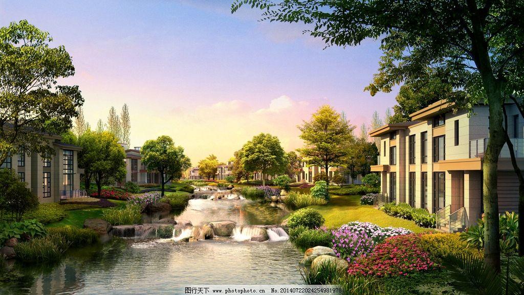 6月15户型高端建筑,景观,住宅,精装v户型考察红石杭州景观设计图片