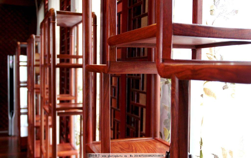博古架 红木 实木 庄严 肃穆 书架 文化 复古 传统文化 文化艺术 摄影