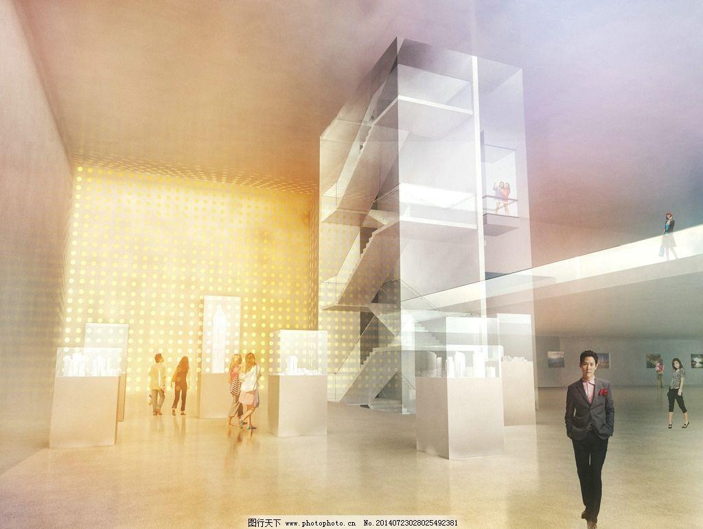 酒店设计 酒店空间 大厅设计 酒店大堂 大堂设计 酒店室内 建筑效果图