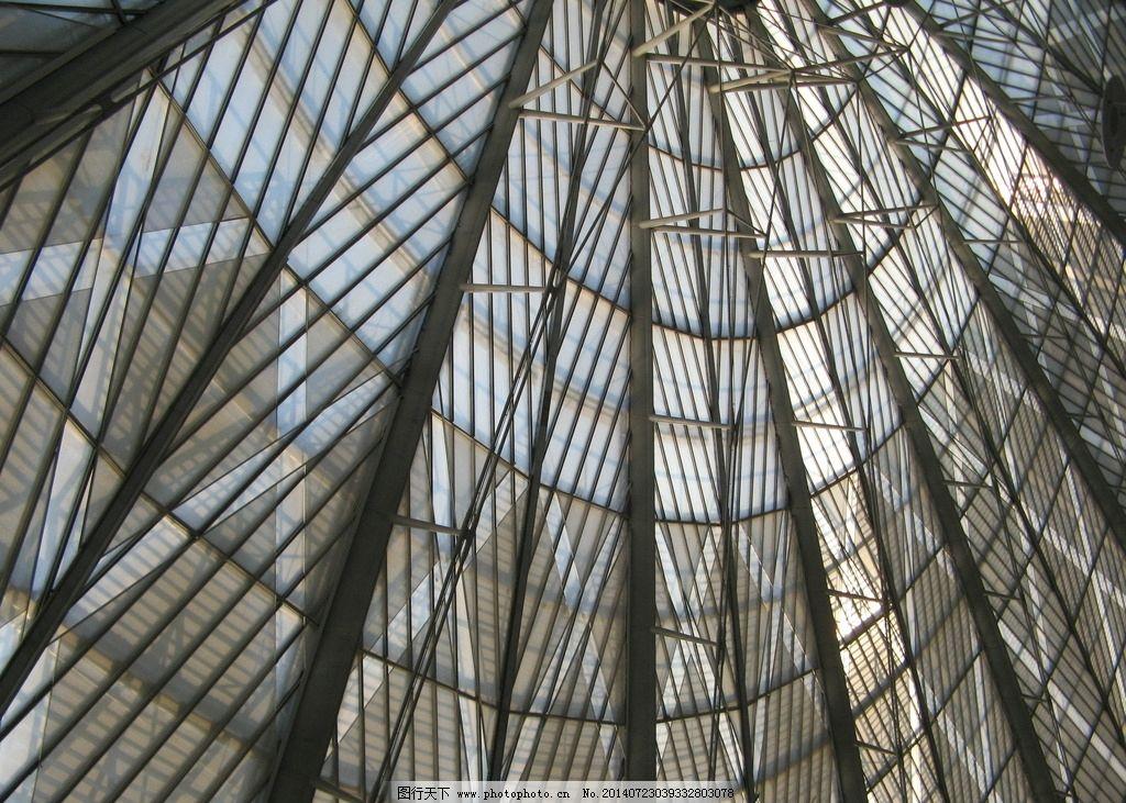 玻璃钢架屋顶图片