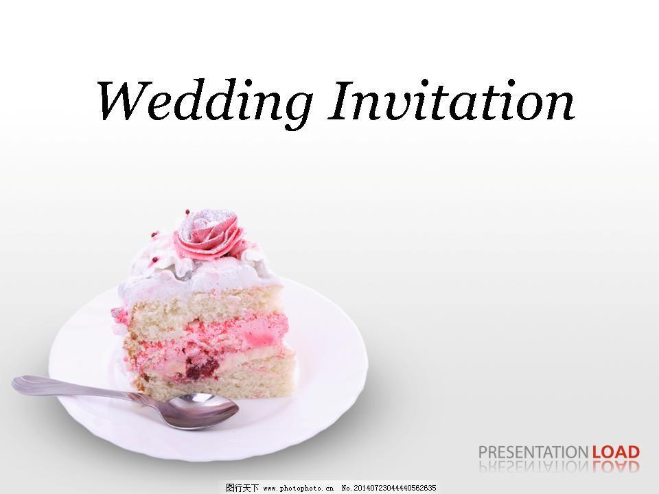 蛋糕模板免费下载 蛋糕 美女 鲜花 鲜花 美女 蛋糕 ppt 其他ppt模板图片