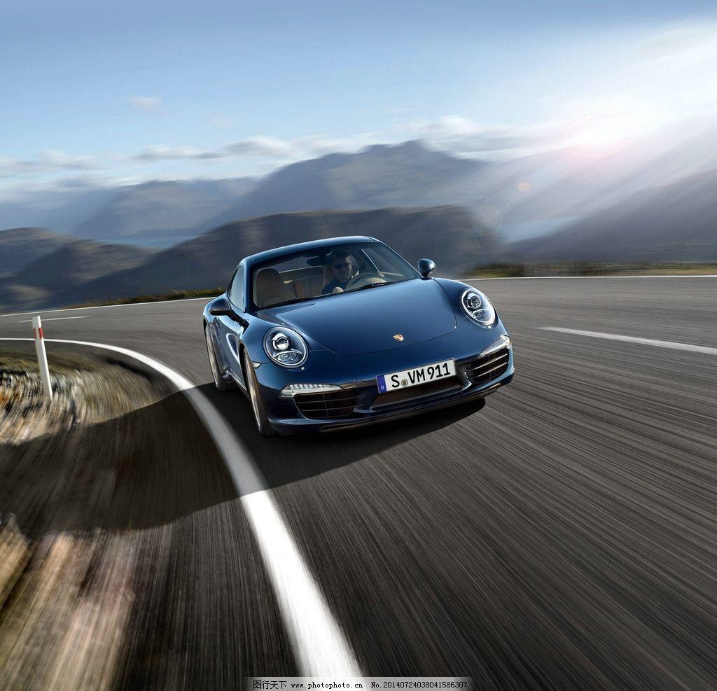 保时捷911 保时捷跑车 超级跑车 超跑 摄影