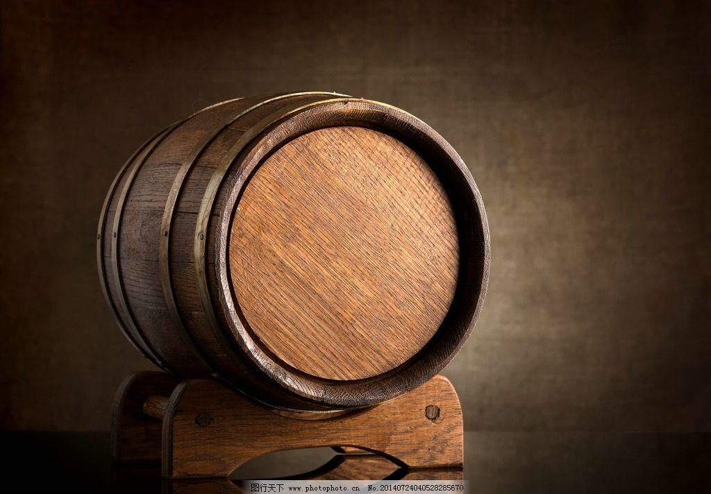 橡木桶 啤酒桶 木纹 酒窖