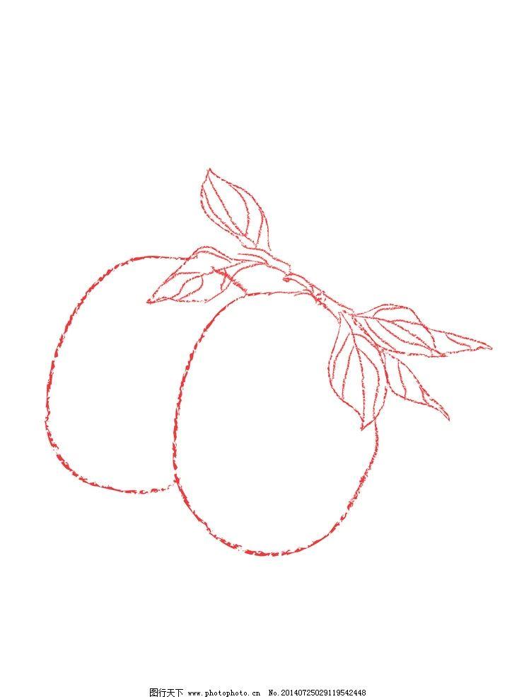红枣装修矢量,文件广告v红枣图片包装设计企业墙文化手绘矢量图片
