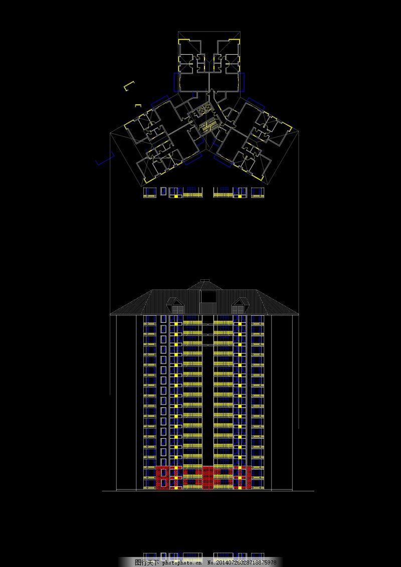 塔结构设计图