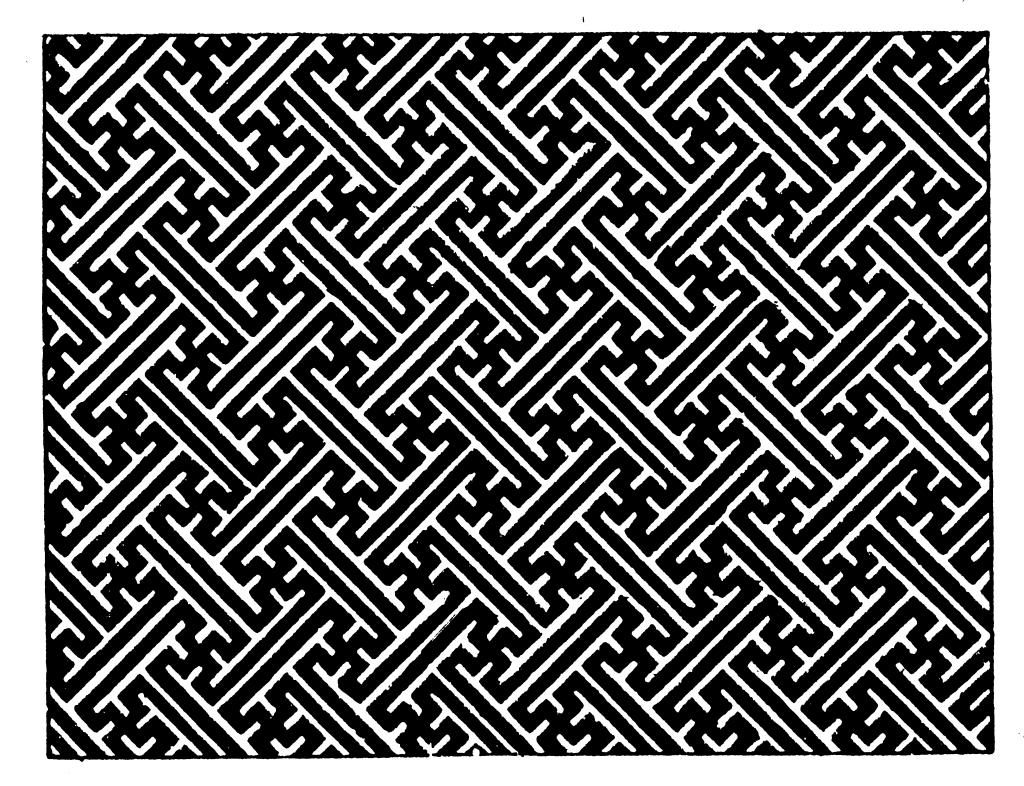 方形斜纹木地板