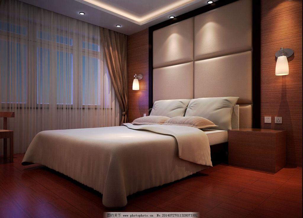 背景墙 房间 家居 酒店 设计 卧室 卧室装修 现代 装修 1024_737图片