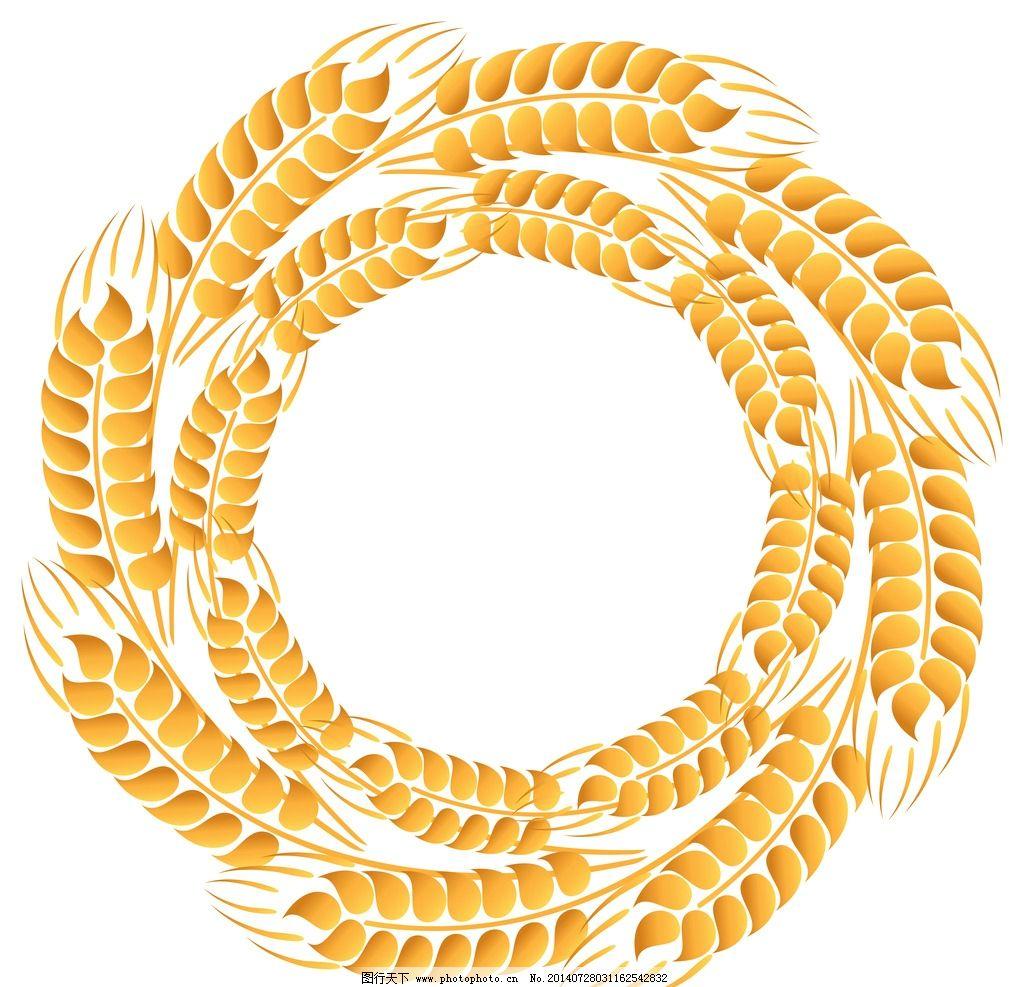 麦穗围巾织法图解