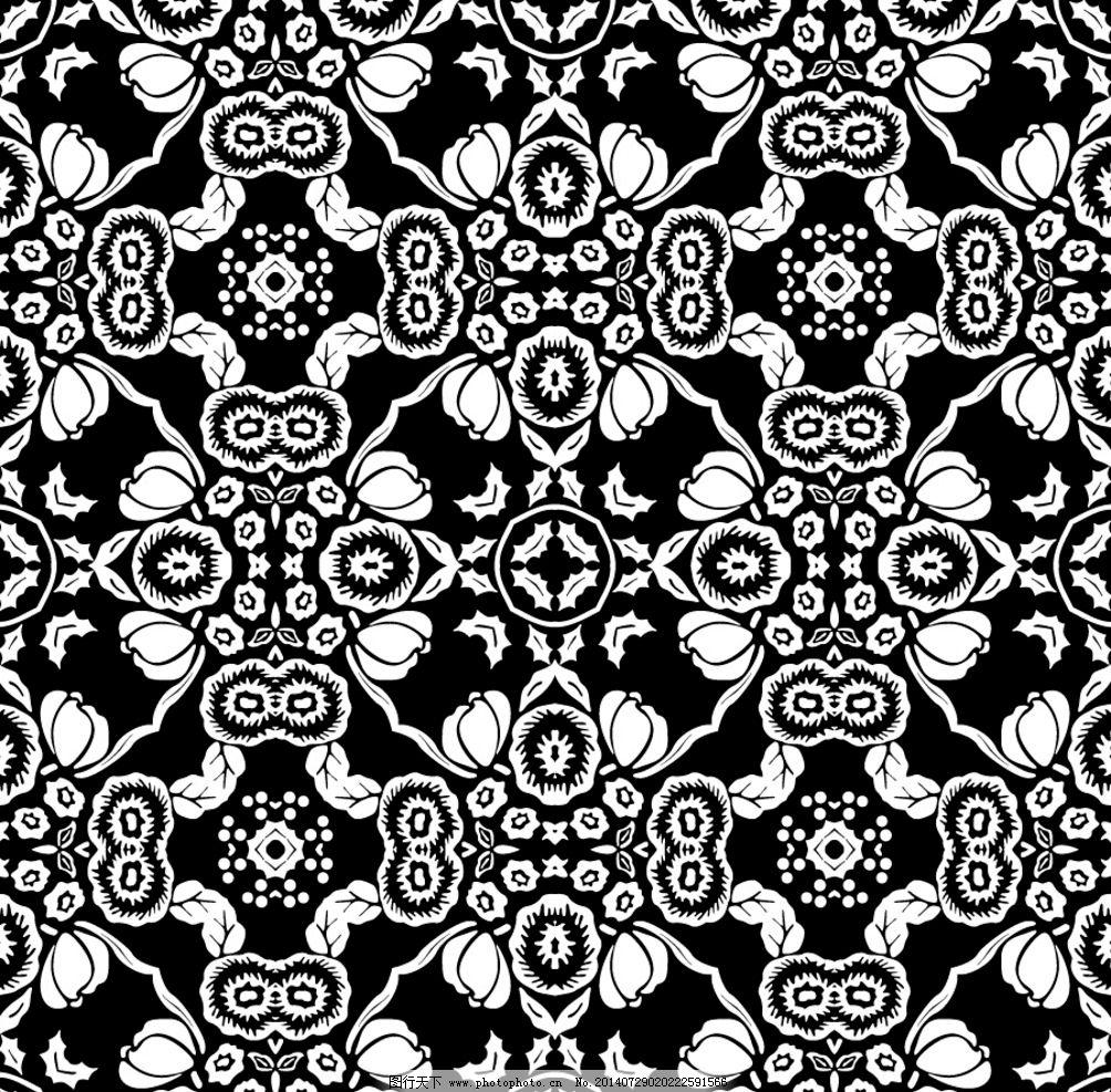 古典花纹 简单花纹 边框底纹 现代 欧式 花纹背景 花边 欧式花纹