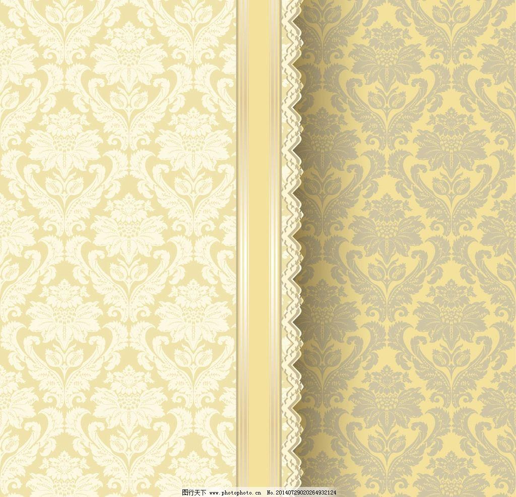 花边 欧式 欧式花纹 欧式背景 巴洛克 洛可可 复古 古典 经典 典雅图片