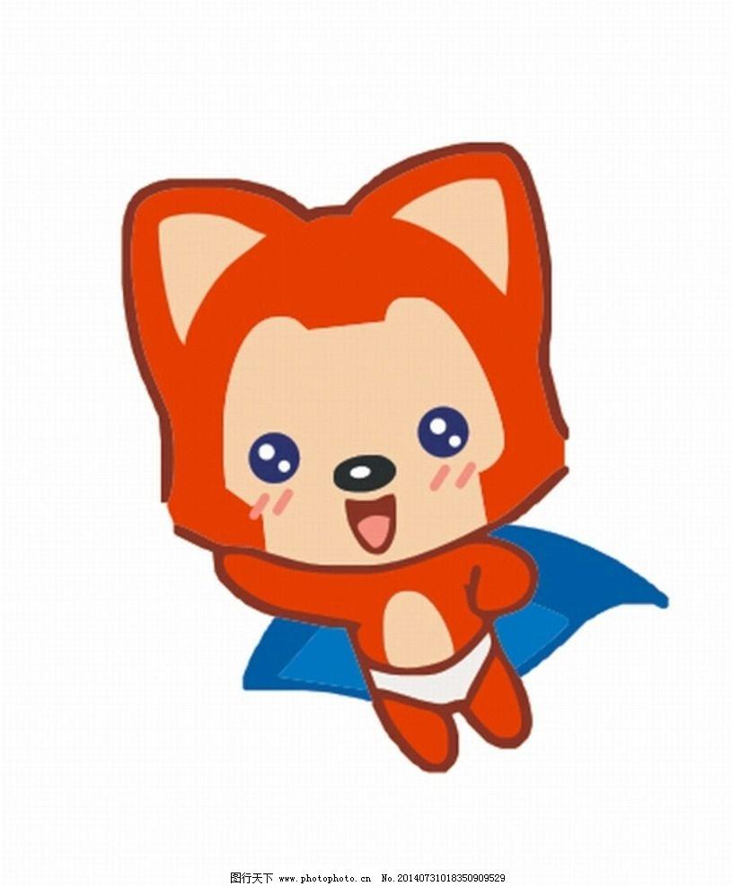 超人阿狸图片_动漫人物_动漫卡通_图行天下图库图片