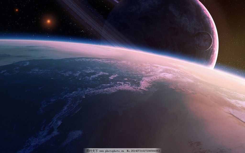 外太空-高清科幻太空