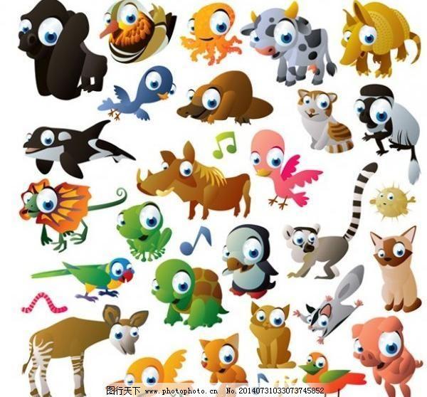 EPS web 创意 大眼睛 动物 高分辨率 接口 卡通 卡通动物图标 可爱的 病媒生物。时尚的 免费下载 免费 下载 创意 原始的 高质量 图形 质量 新鲜的 Web 设计。新的 新的 UI元素 高分辨率 HD 元素 接口 详细的 动物 转动的眼睛 大眼睛 可爱的 卡通 图标 卡通图标集 卡通动物图标 EPS psd源文件