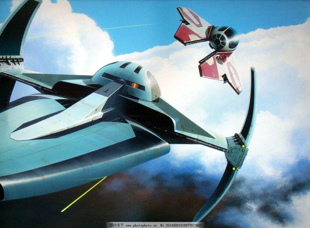 星球大战飞机图片