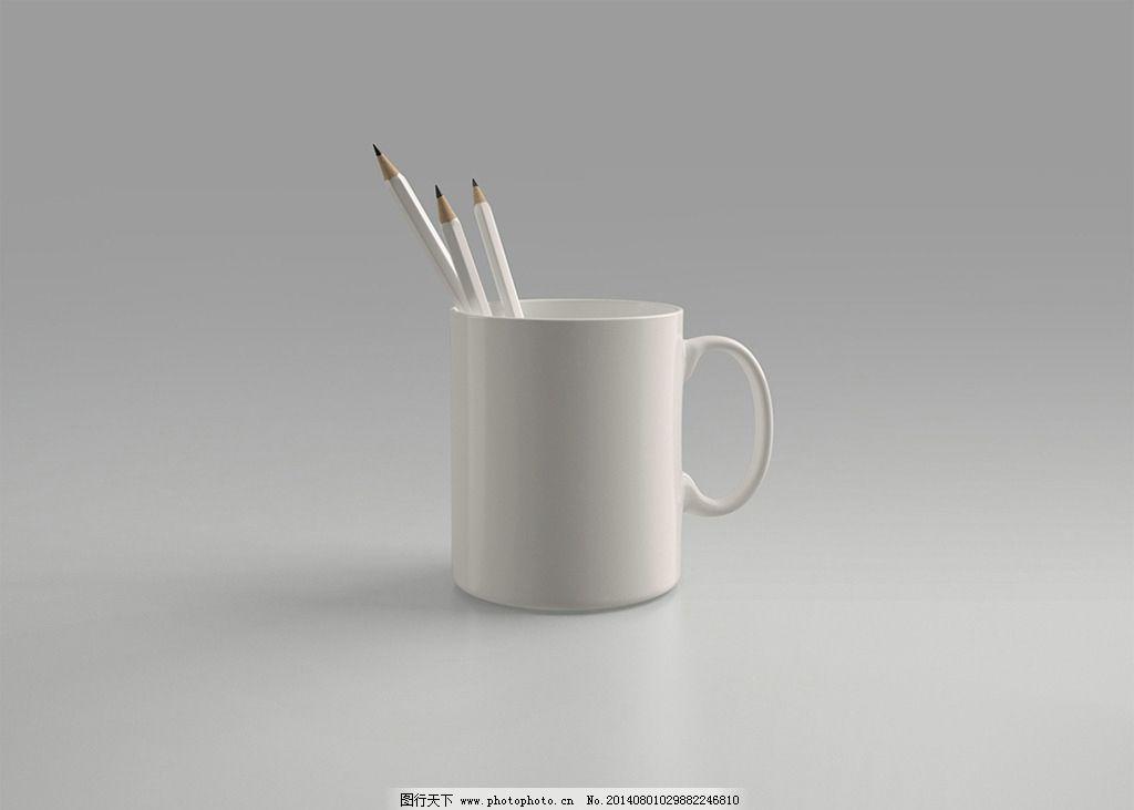 空白vi 模板 名片 vi 杯子 vi设计 广告设计 设计 72dpi psd