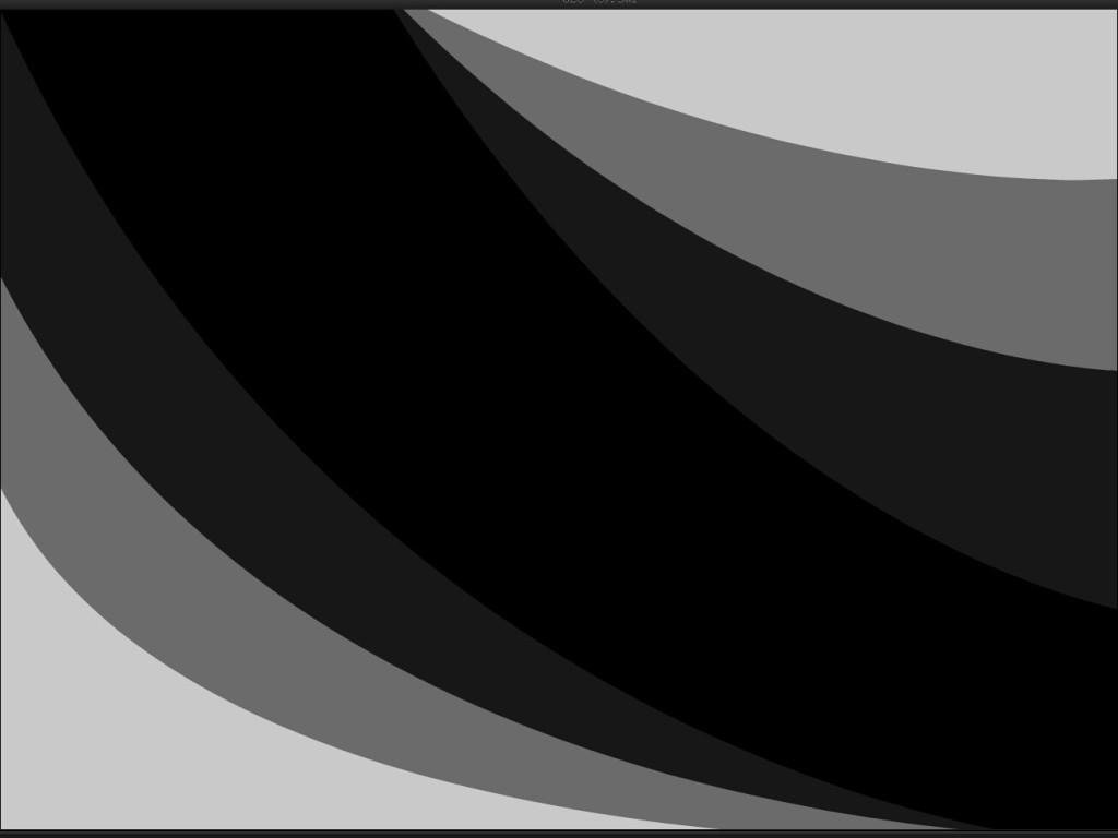 黑白线条flash动画素材