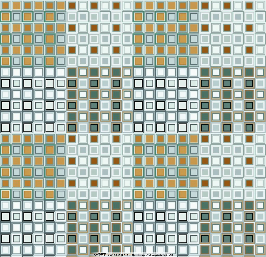马赛克 马赛克背景 格子 拼结 拼贴 方块 方格 彩色 时尚 抽象背景