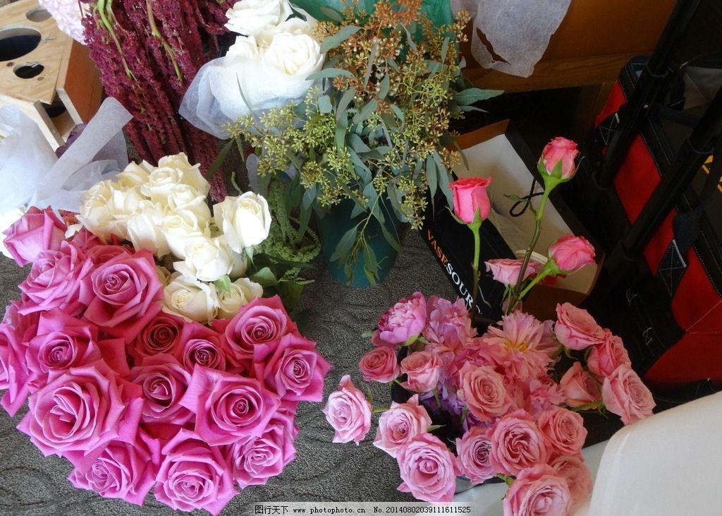 婚礼用花图片