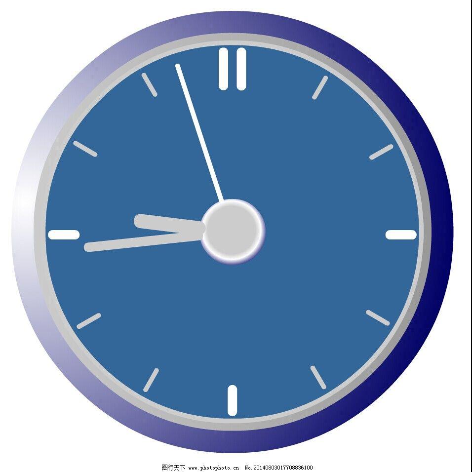 时钟flash动画