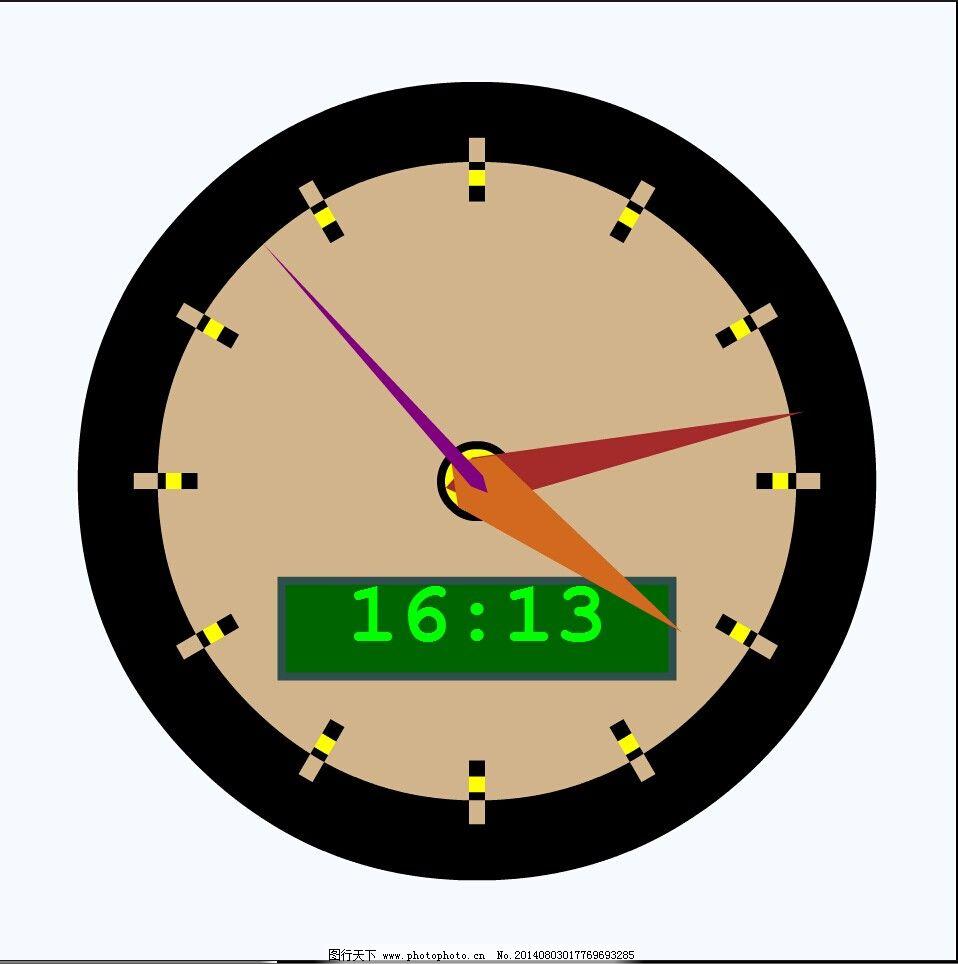 mt12钟表音乐电路图片