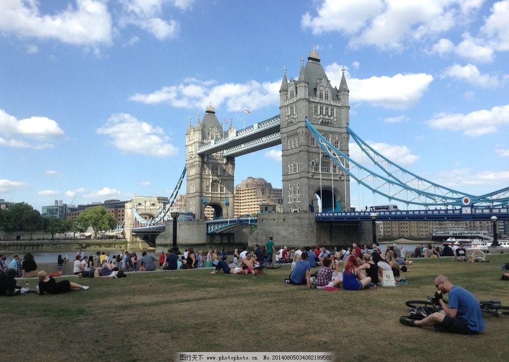 伦敦塔桥 旅游