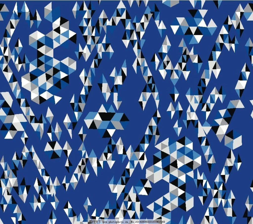 三角形图案 gucci印花