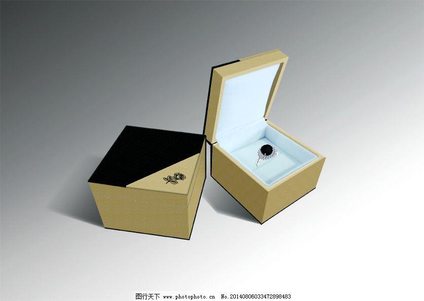 高档皮质首饰盒免费下载 首饰盒 首饰盒 戒指盒 首饰盒包装设计 psd源