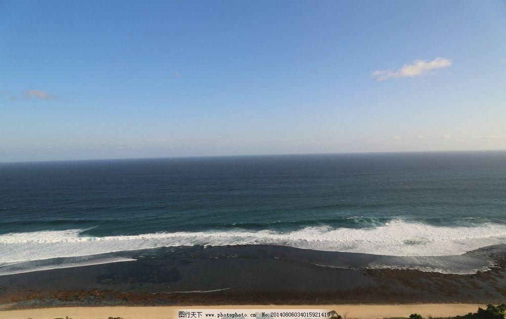情侣崖 巴厘岛 印度洋 海浪 悬崖 沙滩 国外旅游 旅游摄影 摄影 72dpi