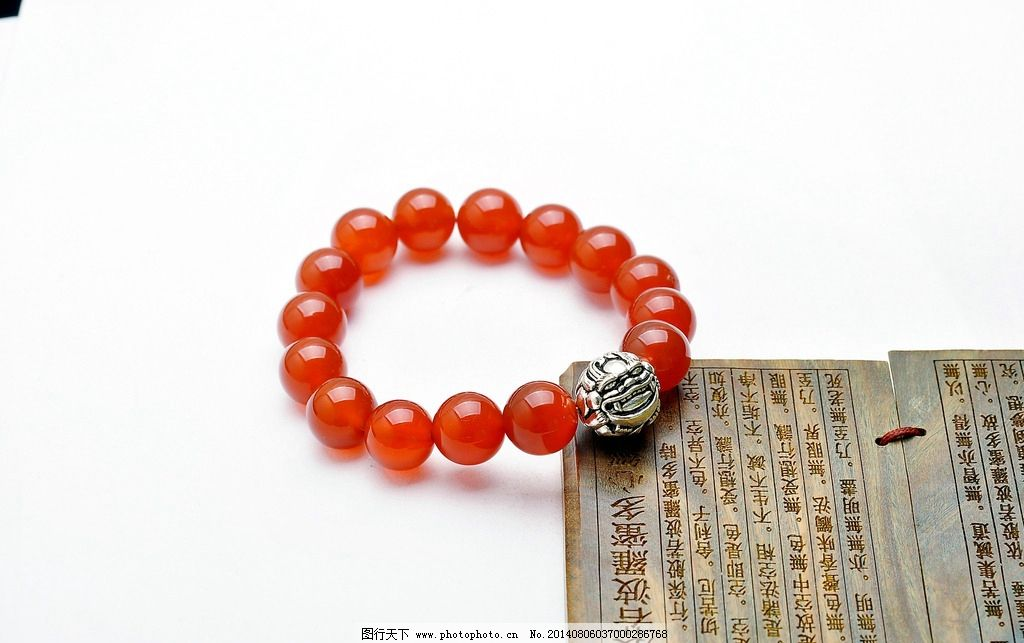 玛瑙手链 红玛瑙手链 玉石 玉石宣传 玉石展板 红玛瑙珠子 招财貔貅