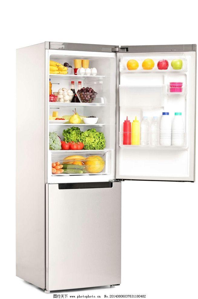 电冰箱图片大全_电冰箱图片_企业画册_画册装帧_图行天下图库
