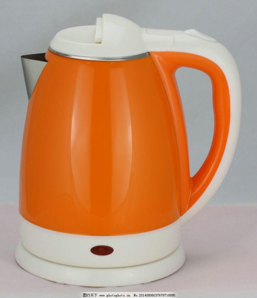 水壶 电热水壶 不锈钢水壶 钢盖 数码家电 生活百科 摄影 72dpi jpg