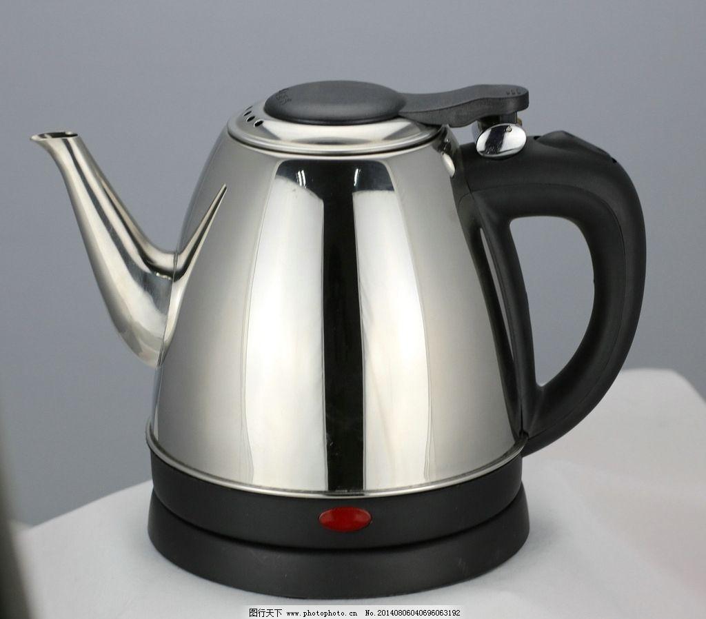 水壶 电热水壶 不锈钢图片