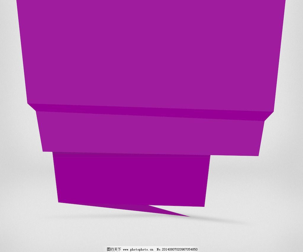暗紫色折纸背景免费下载