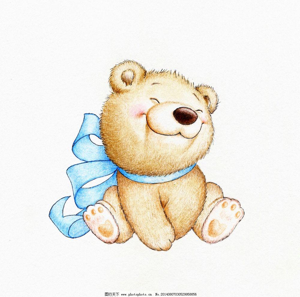 可爱小熊 卡通小熊
