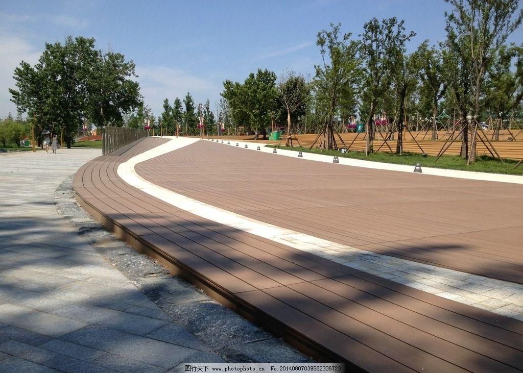 流线广场 景观 设计 流线 木质结构 广场 空间 园林建筑 建筑园林