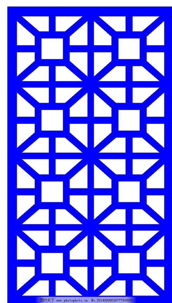 镂空木雕图片_室内广告
