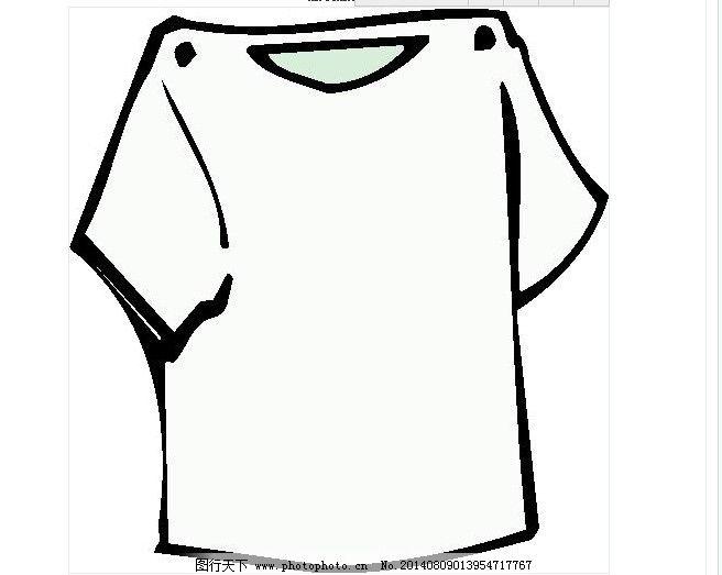 白色 个性 简单 设计图 简单 白色 个性 设计图 服装设计 服装款式图