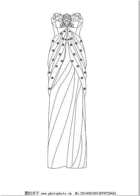 婚纱免费下载 婚纱      时装      时装 婚纱 服装设计 服装设计图