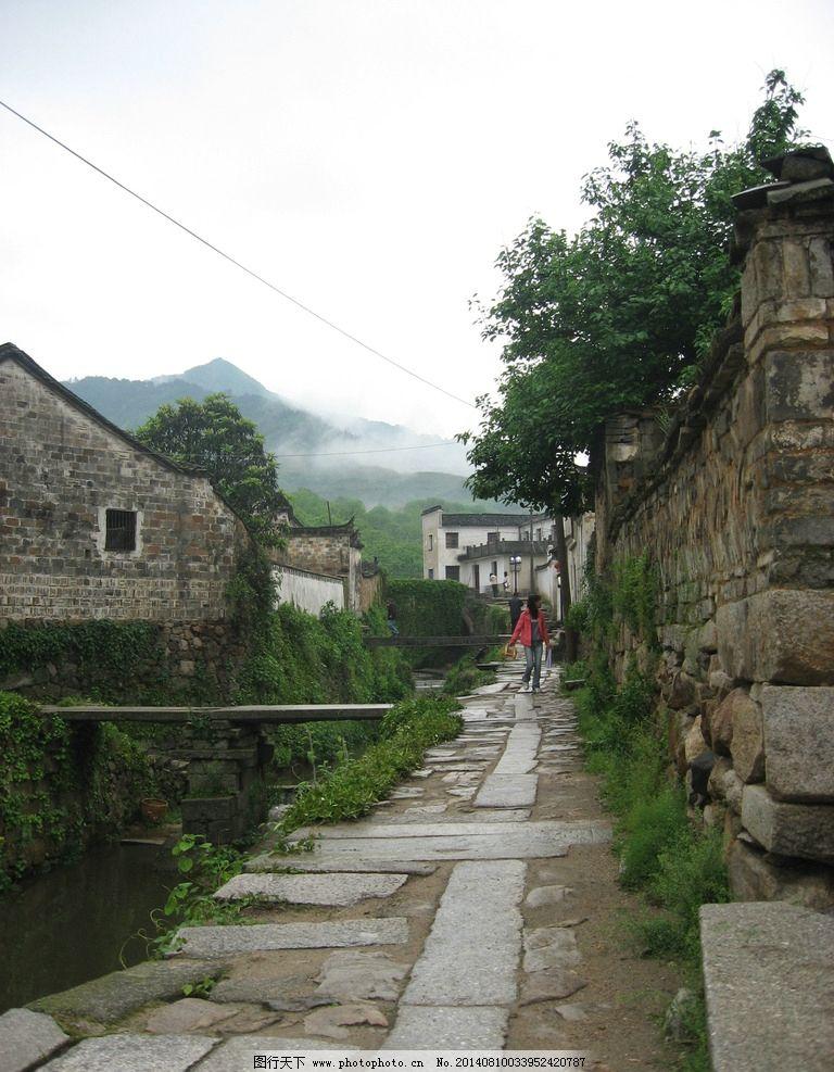 江南宏村古建筑